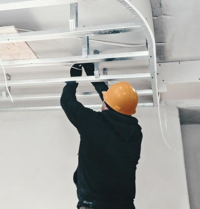 ceiling restoration services
