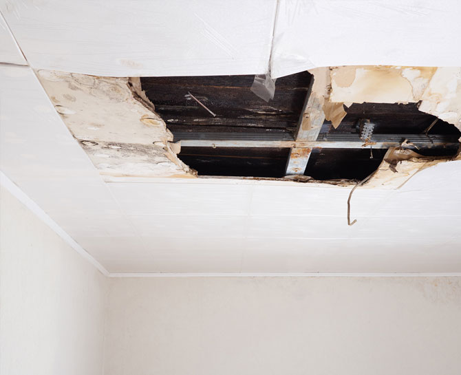 Water Damage Ceiling Restoration Perth