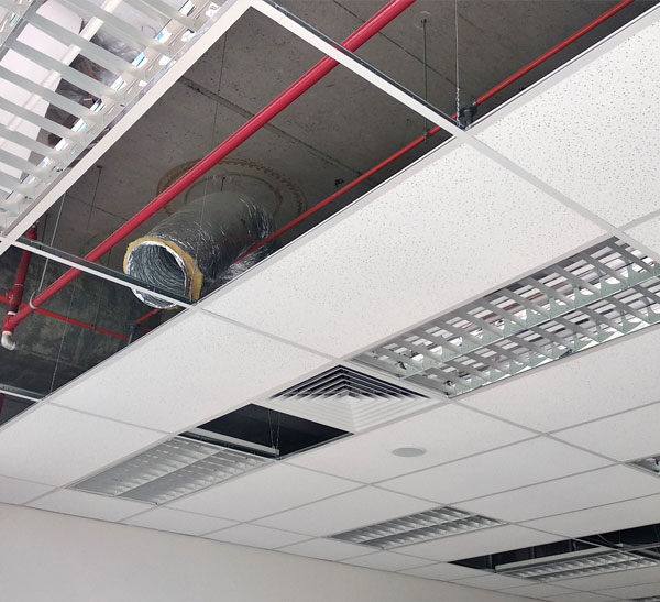 Commercial Ceiling Contractors in Perth