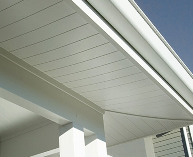 External Ceiling Linings