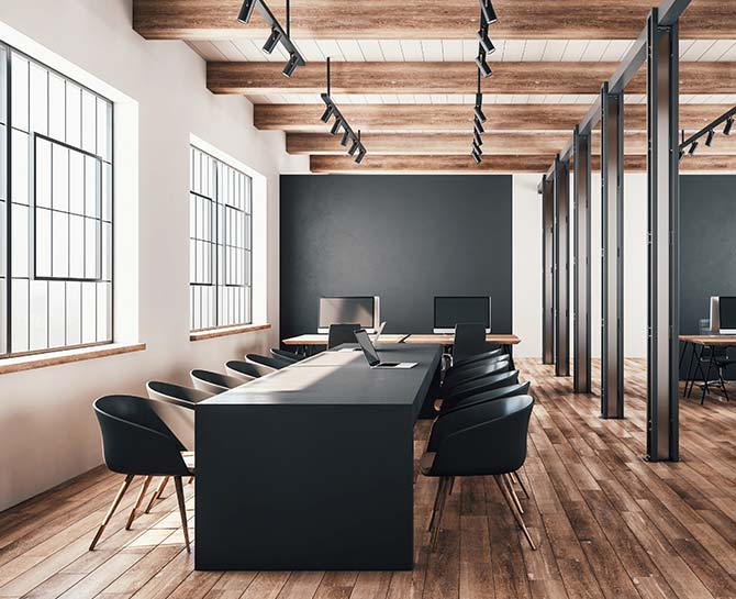 Commercial Ceiling Fit Outs