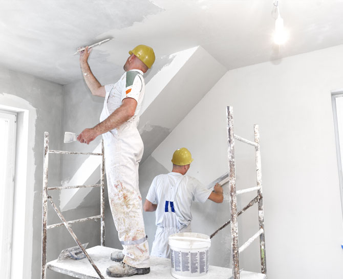 Plaster Ceiling Repairs Perth