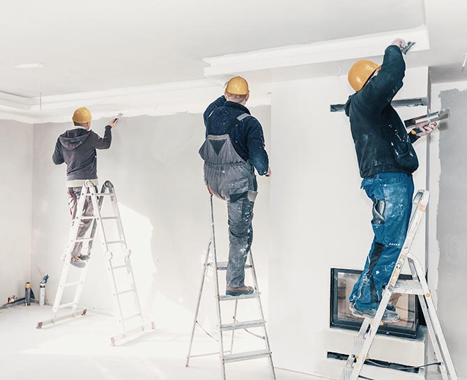 Ceiling Services in Perth