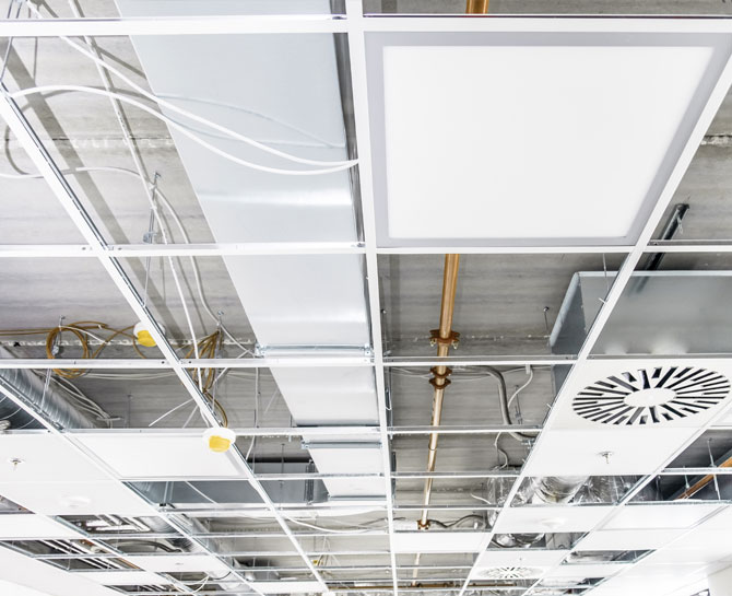 Suspended Ceilings Perth