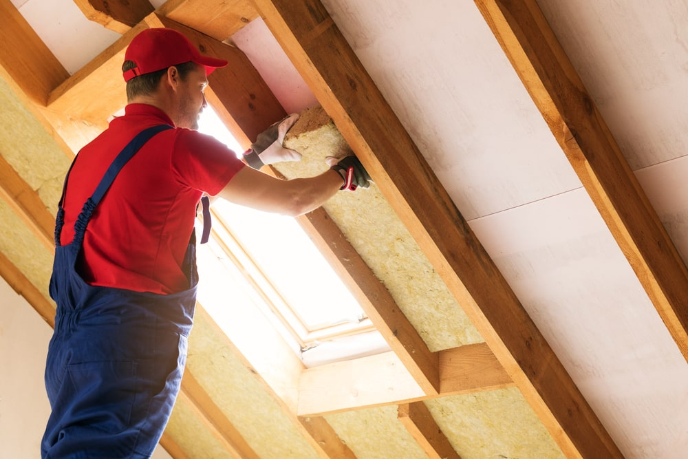 Ceiling Insulation Contractors Perth