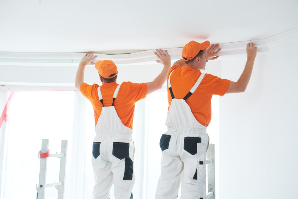 Professional Ceiling Cornices Perth